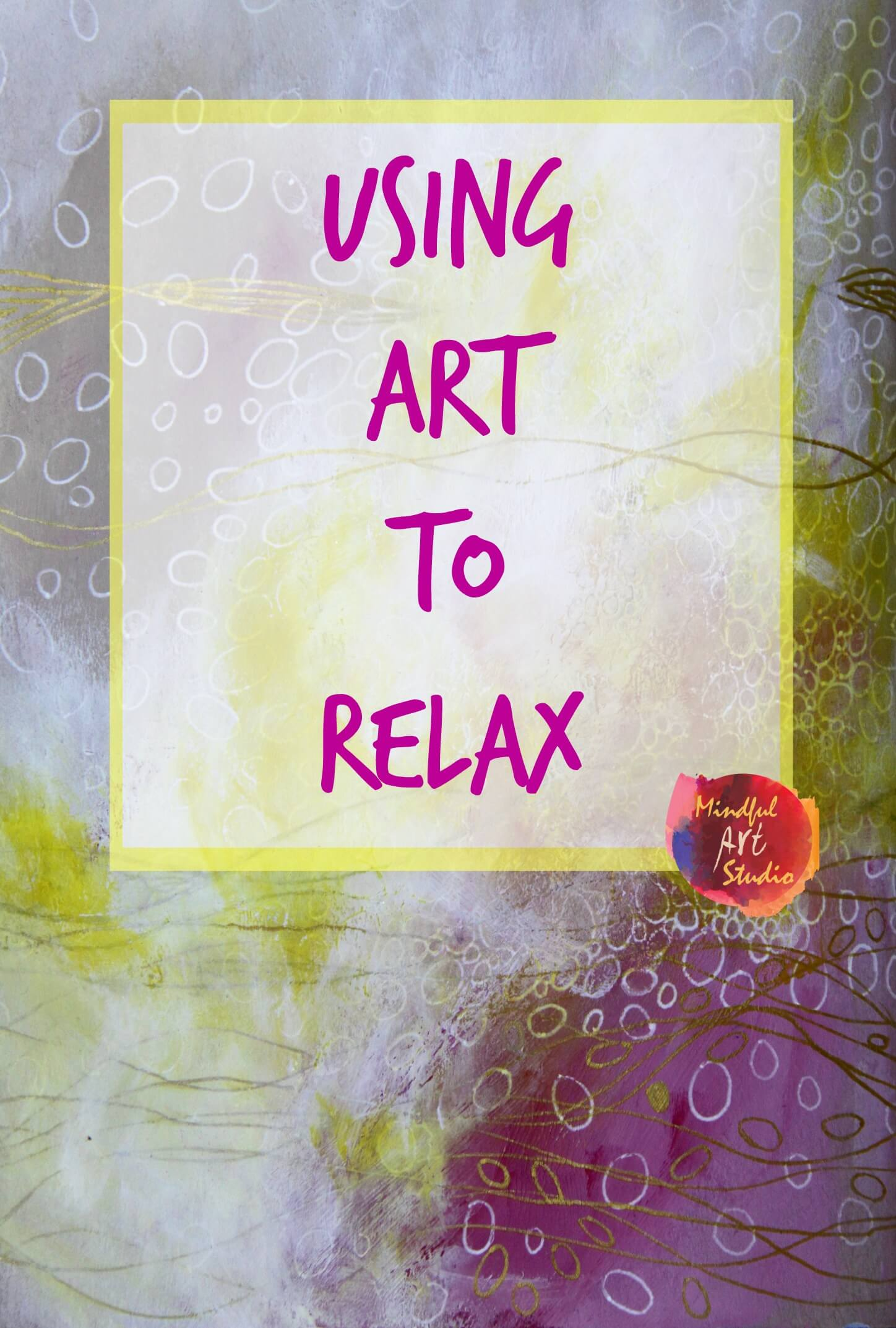 Using Art to Relax