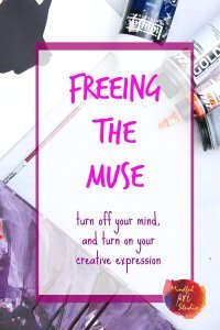 Learn to use art to release stress and anxiety