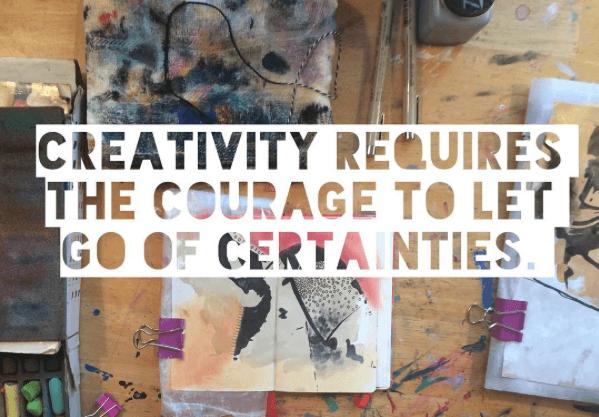 Creativity Uncertainty