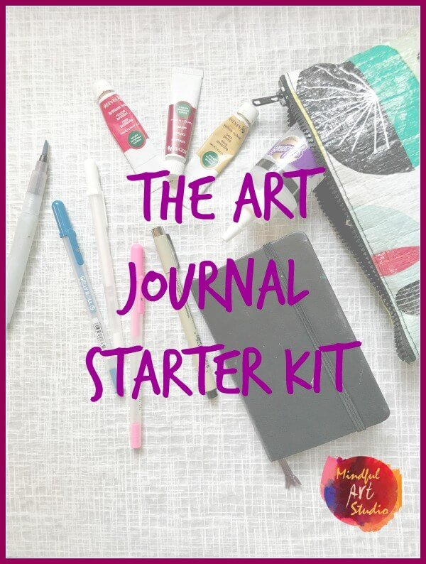The Art Journal Starter Kit