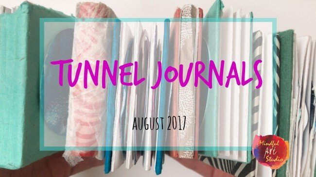 handmade journals, book arts, art journaling, art journal