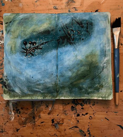 creative art journaling, expressive art journaling, creative art journaling ideas
