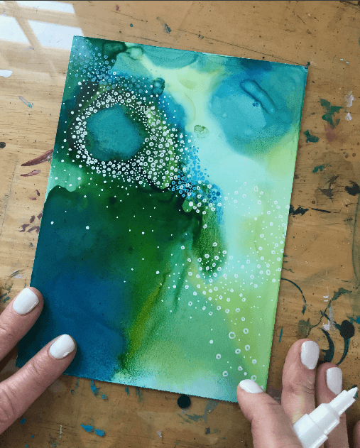 art for healing, art for self-care, finding meaning in my art, creative self-care, how to make meaningful art