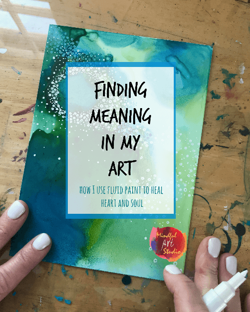 Finding Meaning in My Art