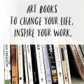 art books to change your life, Art books to inspire, best art books, best creativity books