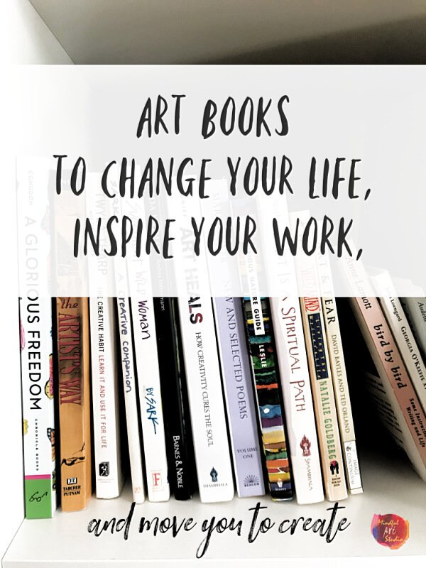 Art books to inspire, best art books, best creativity books