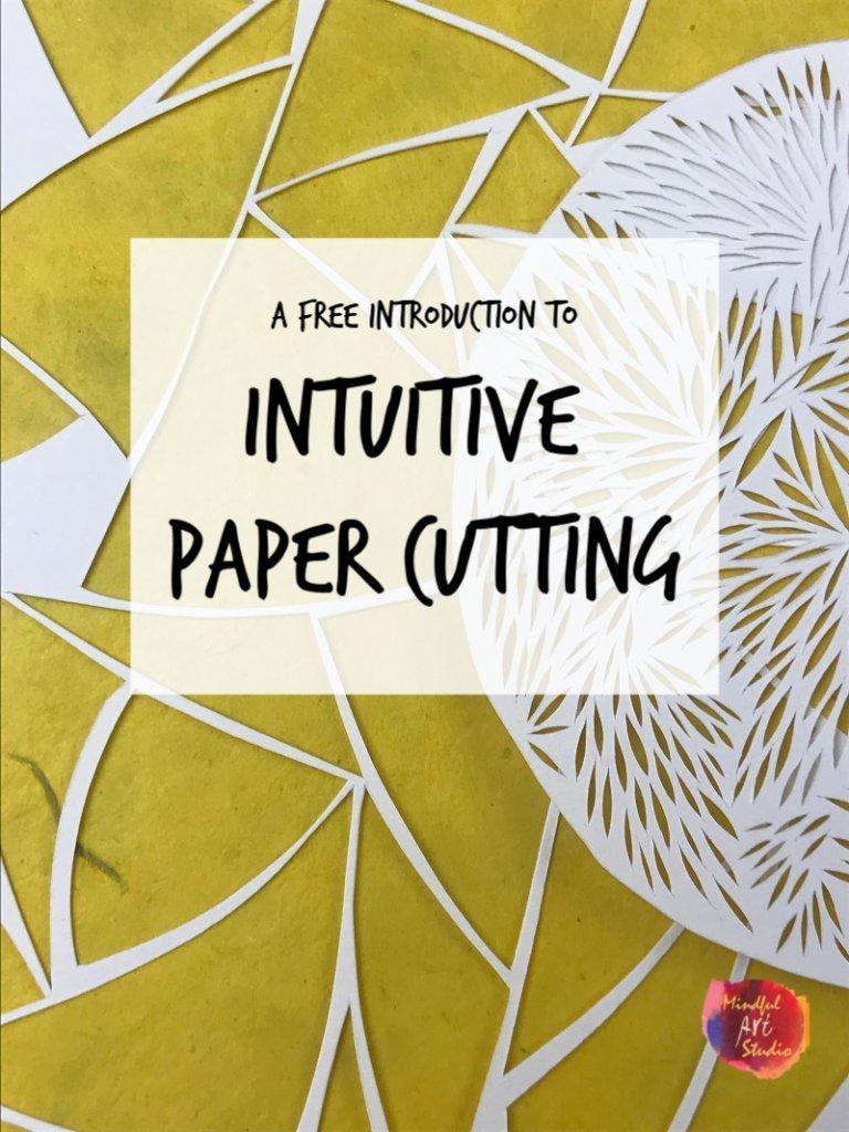 paper cutting class, free paper cutting class, paper cutting tutorial