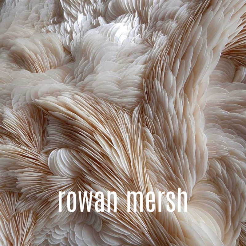 rowan mersh, rowan mersh art, intuitive artist