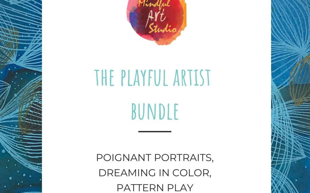 The Playful Artist Bundle