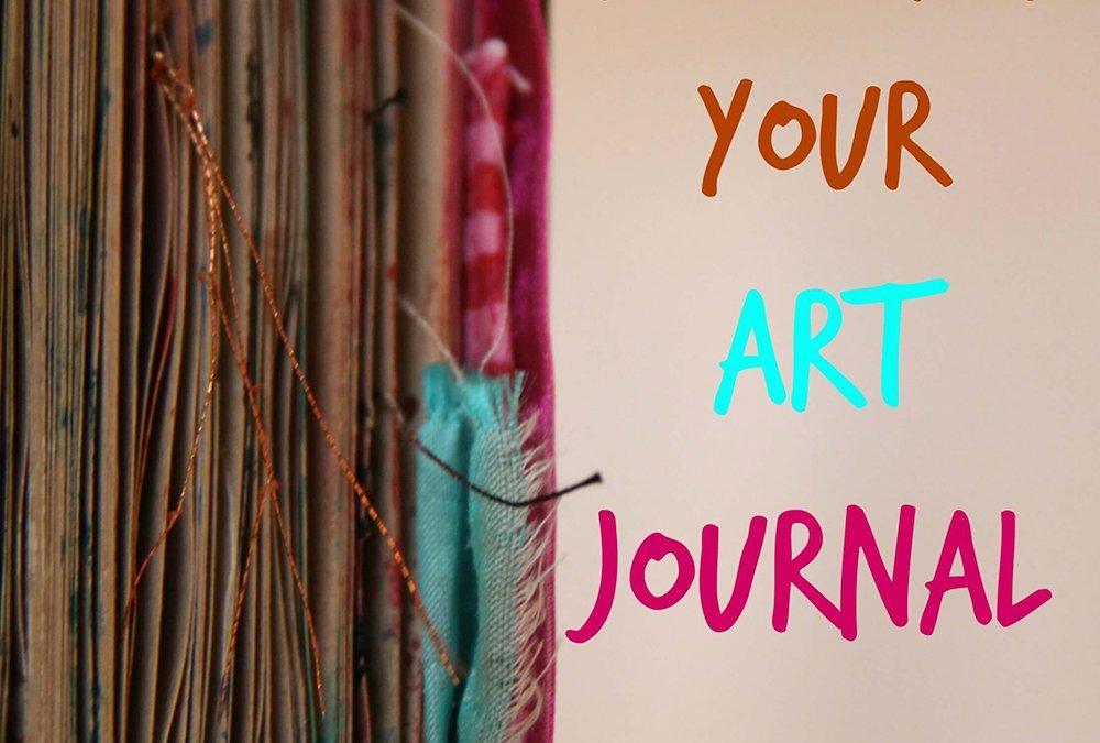 Starting Your Art Journal