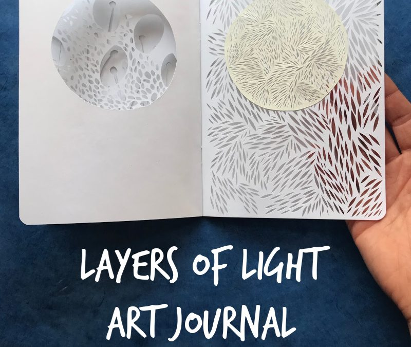 Paper Cut Art Journal –