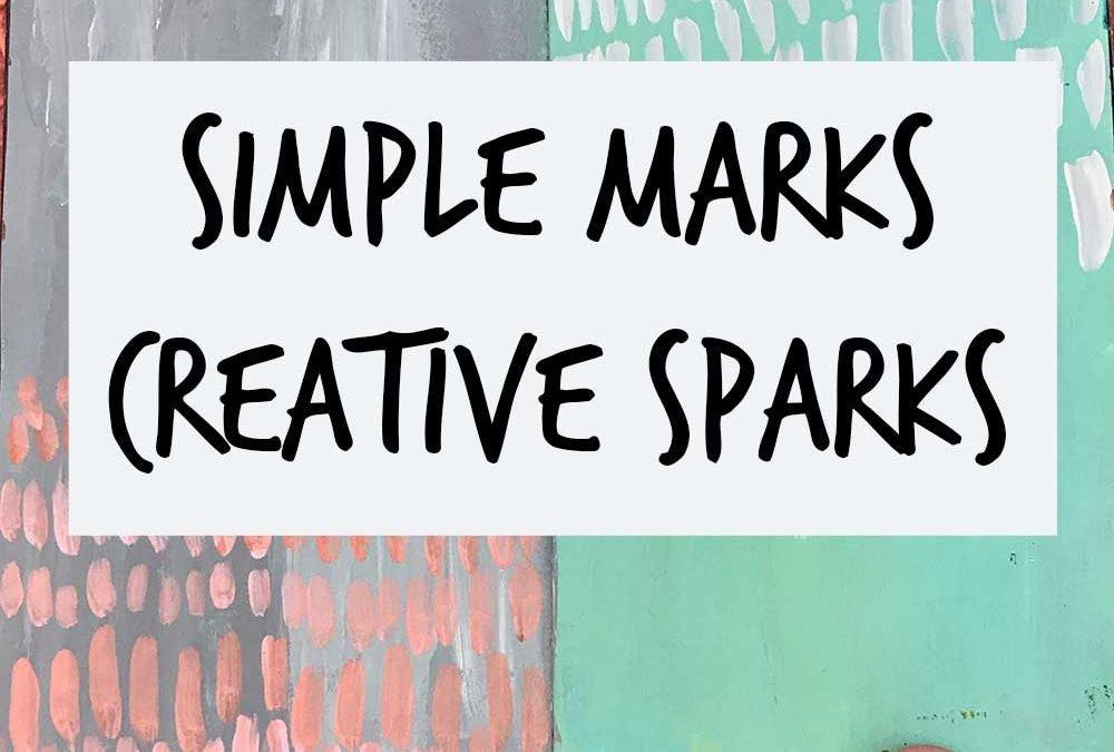 Simple Marks, Creative Sparks