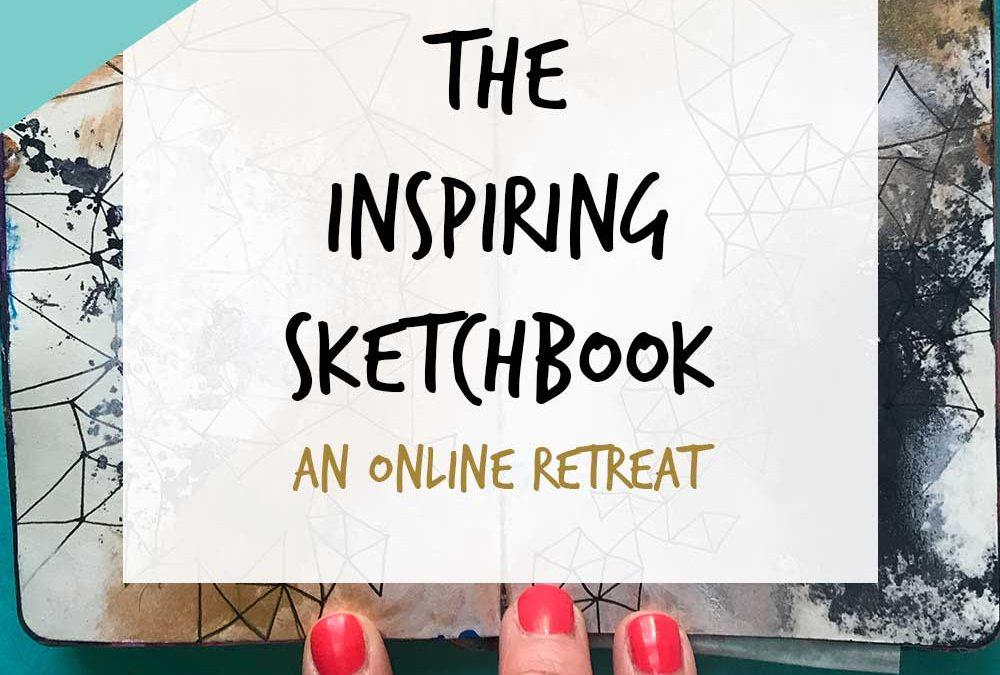 The Inspiring Sketchbook LIVE
