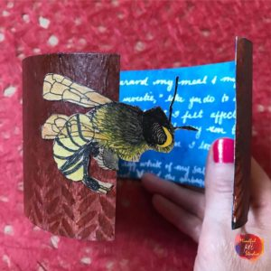 Gathering of the Creatives, hand made books, art journaling ideas, art journal, art journal ideas