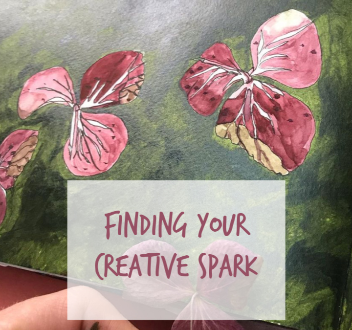Finding Your Creative Spark