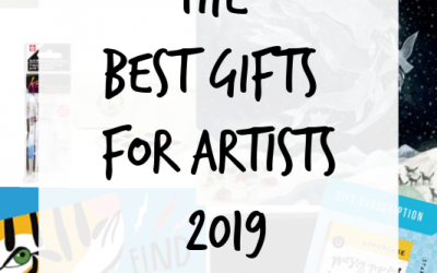 Best Gifts for Artists 2019