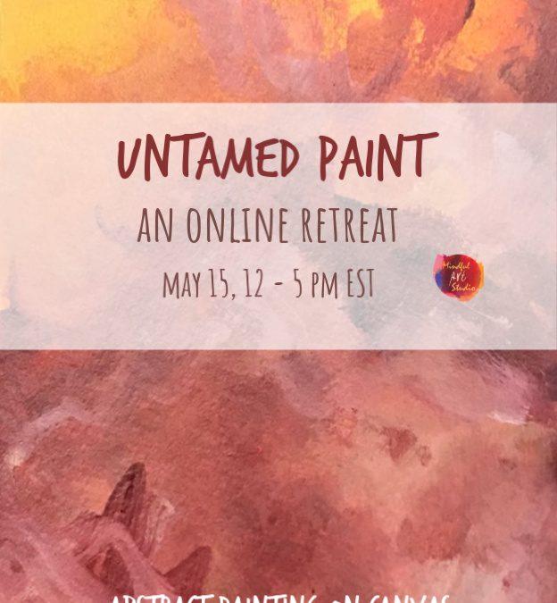 The Untamed Paint Retreat