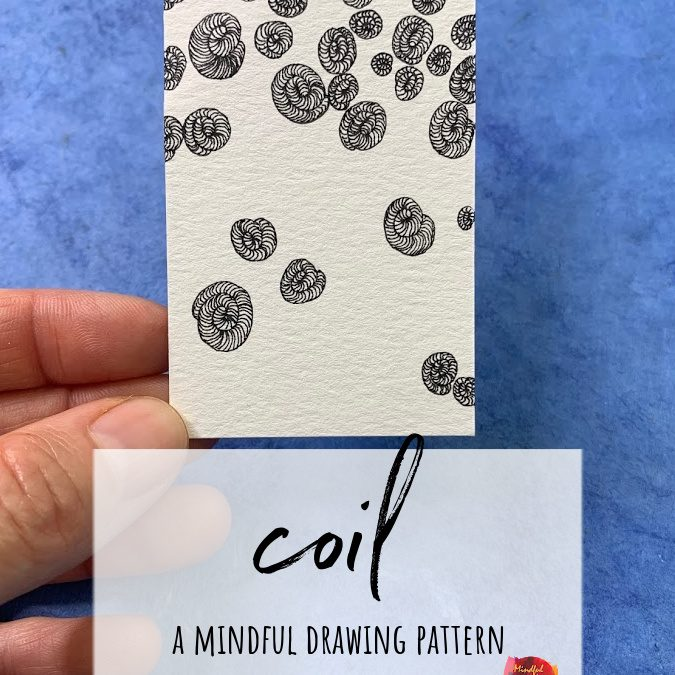 Coil: A Slow Drawing Pattern