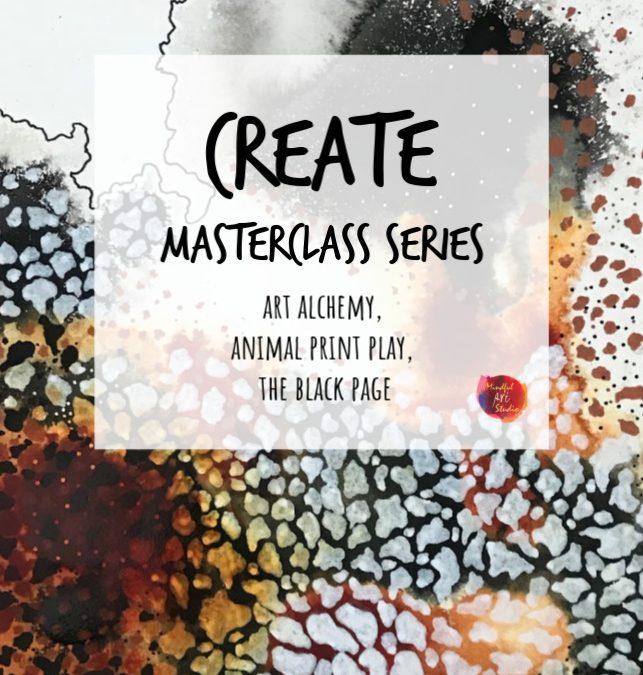 The Create Masterclass Series