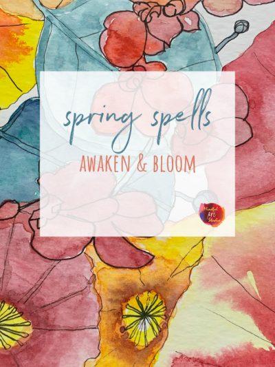 Spring Spells Retreat