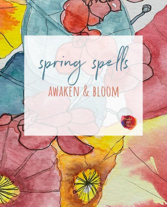 Spring Spells Self-Guided Retreat PDF