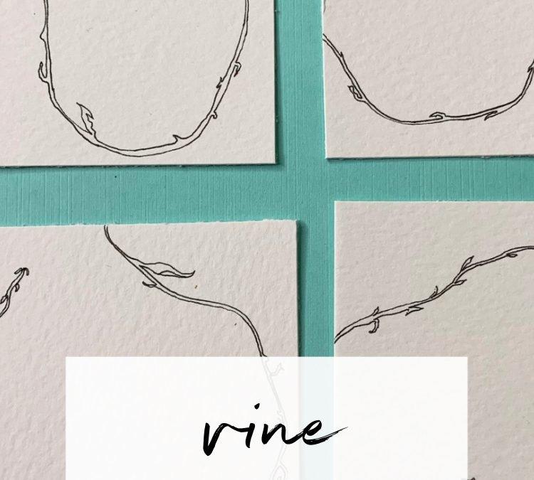 Vine: A Mindful Drawing Pattern