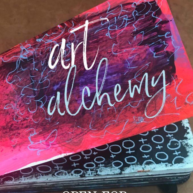 Art Alchemy Is Open for Registration