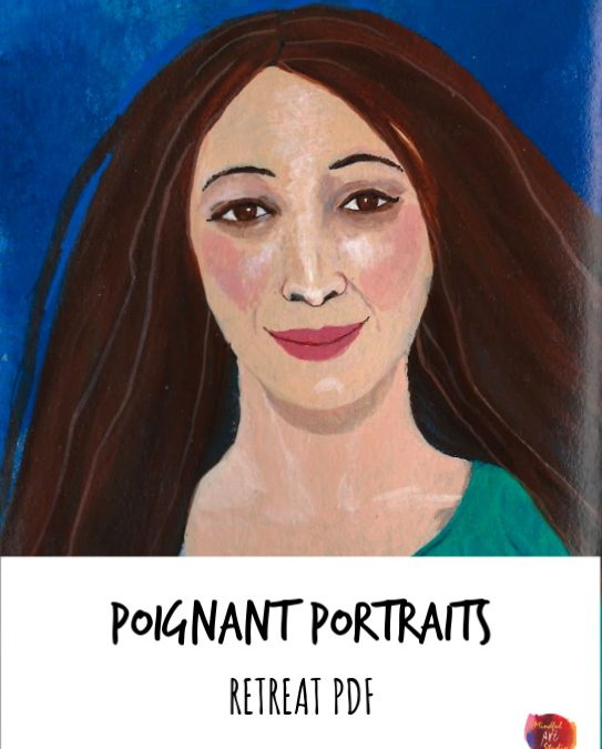 Poignant Portraits Self-Guided Retreat
