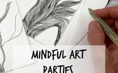 Mindful Art Parties
