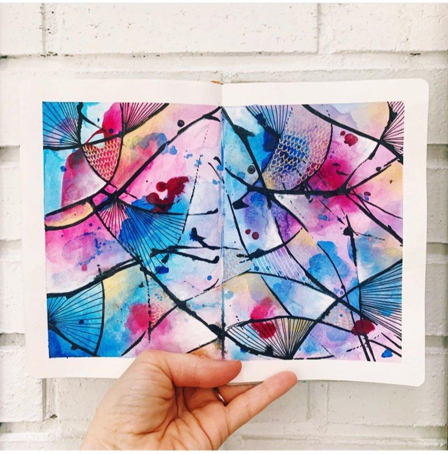 Emily Lange art