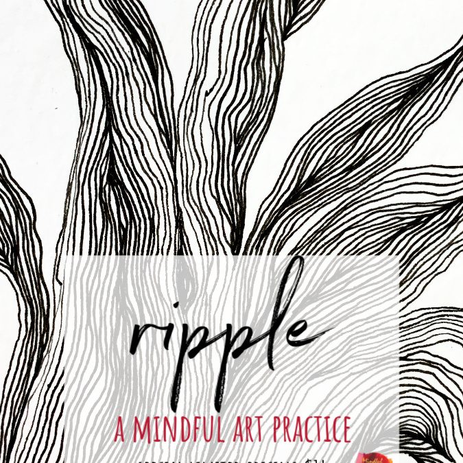 Ripple: A Mindful Drawing Class