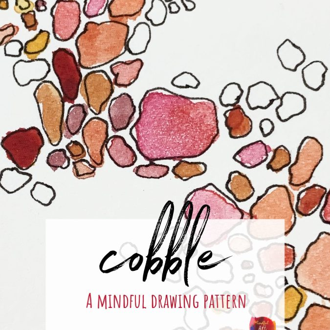 Cobble: A Mindful Drawing Pattern
