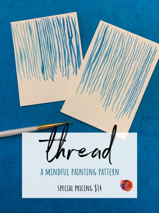 mindful painting classes