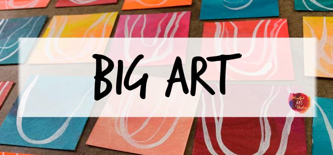 best online art classes, online mixed media art class