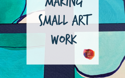 Making Small Art Work
