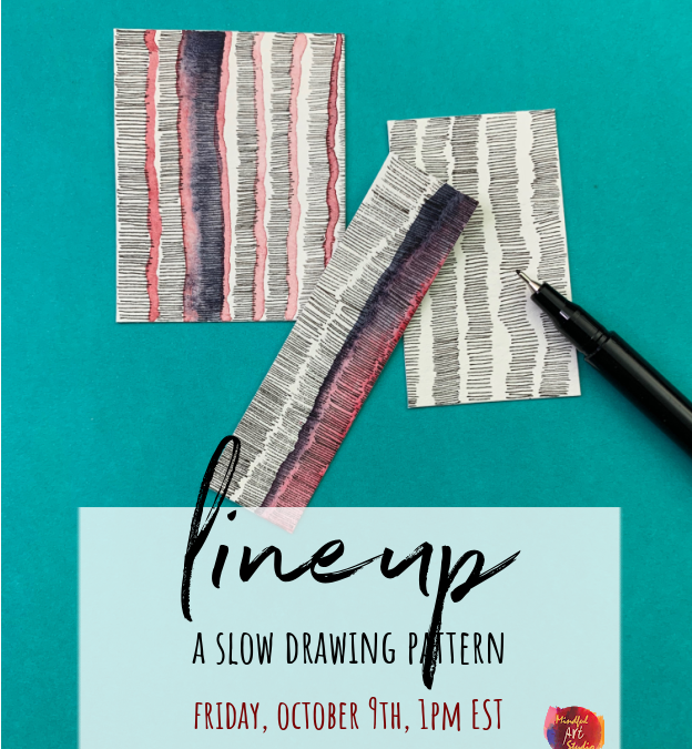 Slow Drawing Party: Lineup