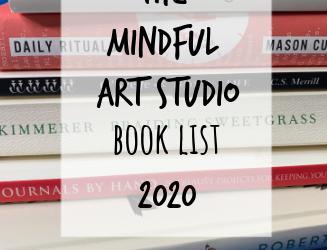 The Mindful Art Studio Book List 2020