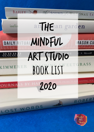The Mindful Art Studio Book List 2020