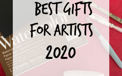 The Best Gifts for Artists 2020