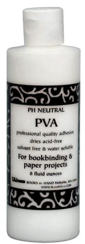 PVA glue bookbinding
