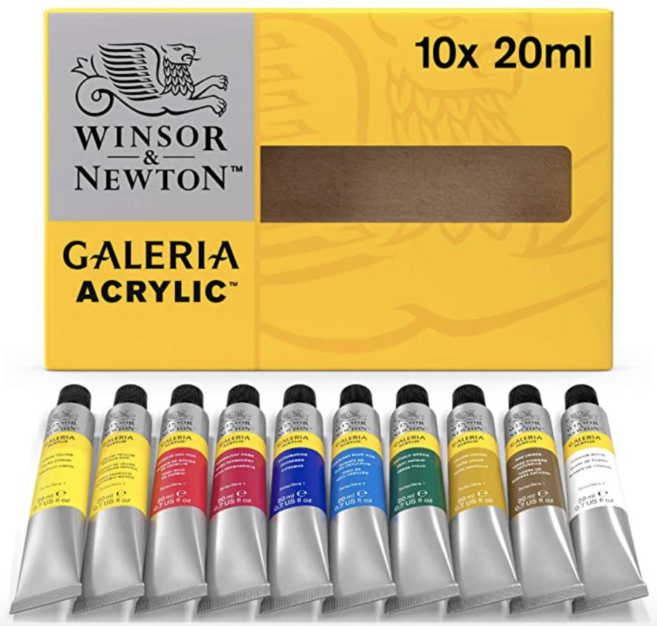 Favorite acrylic paint