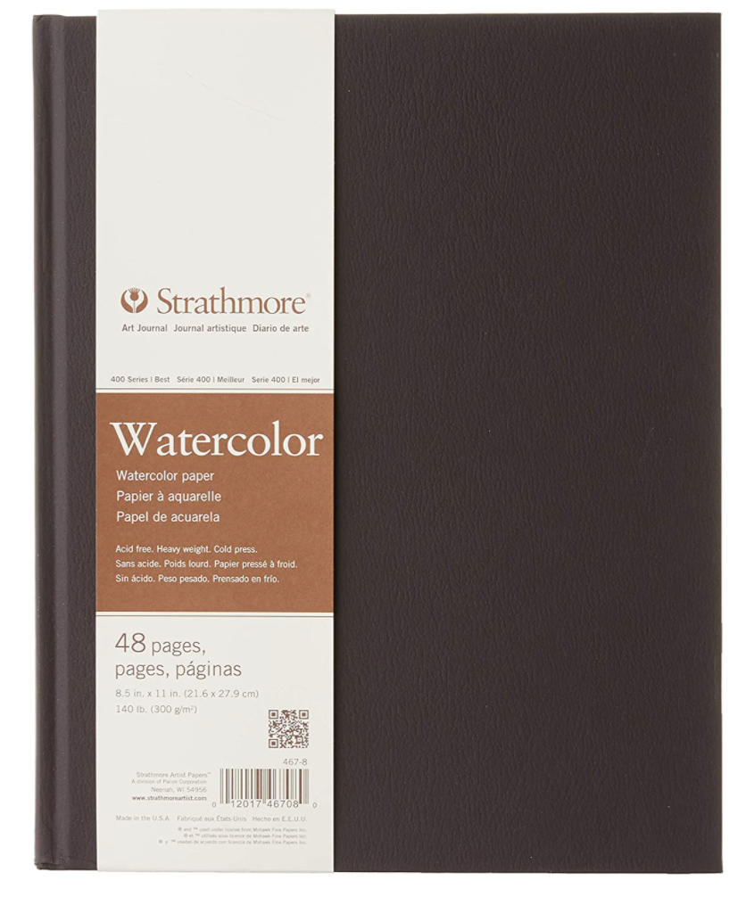 Strathmore Watercolor Journal