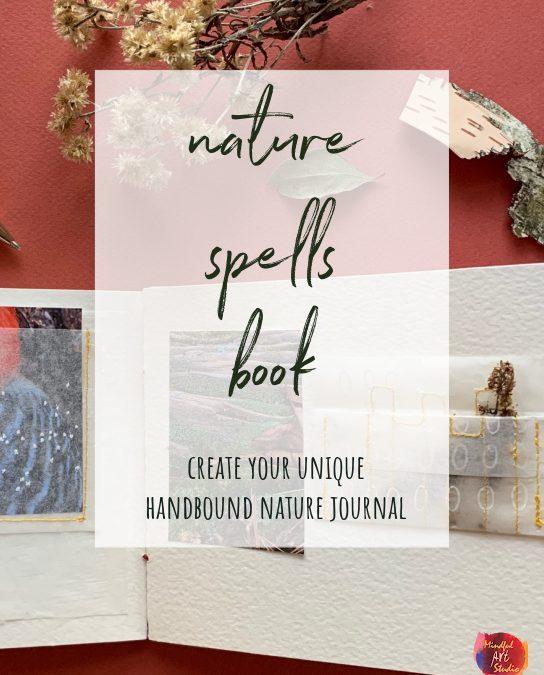 Nature Spells Book