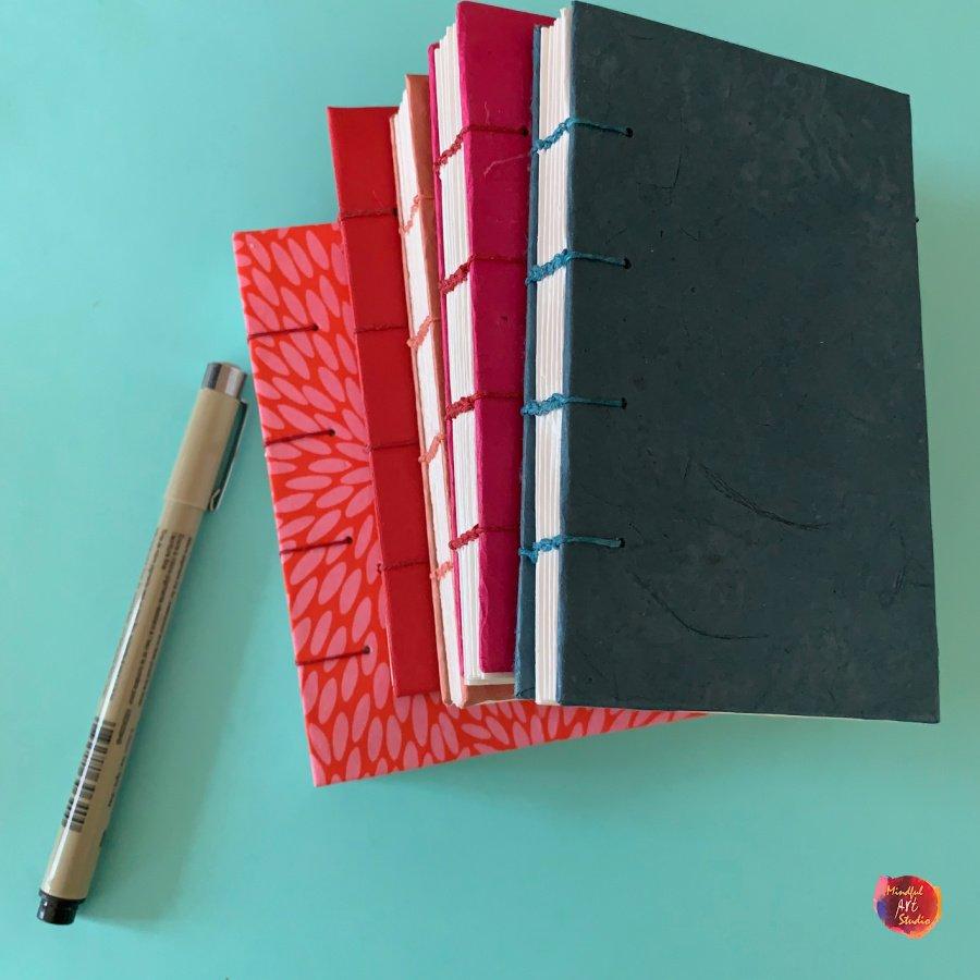 coptic journal binding